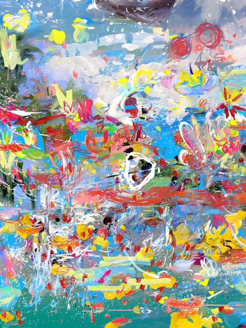 Petra Cortright. CALL