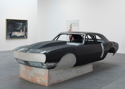 Richard Prince, <em>Elvis</em>, 2007. © Richard Prince. Courtesy of Gagosian Gallery. Photo credit: Mike Bruce.