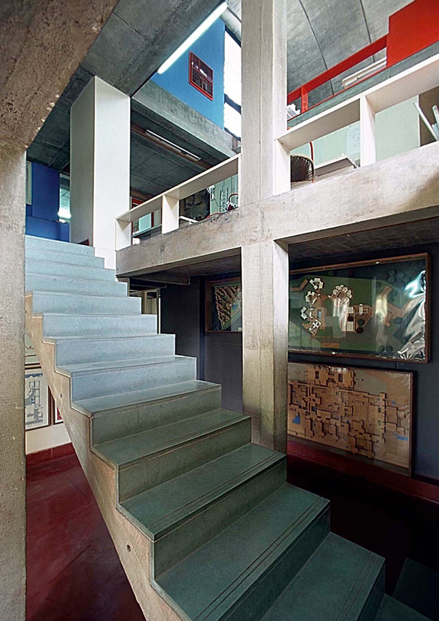 Balkrishna Doshi, Sangath Architect's Studio, 1980. © Vastushilpa Foundation, Ahmedabad.