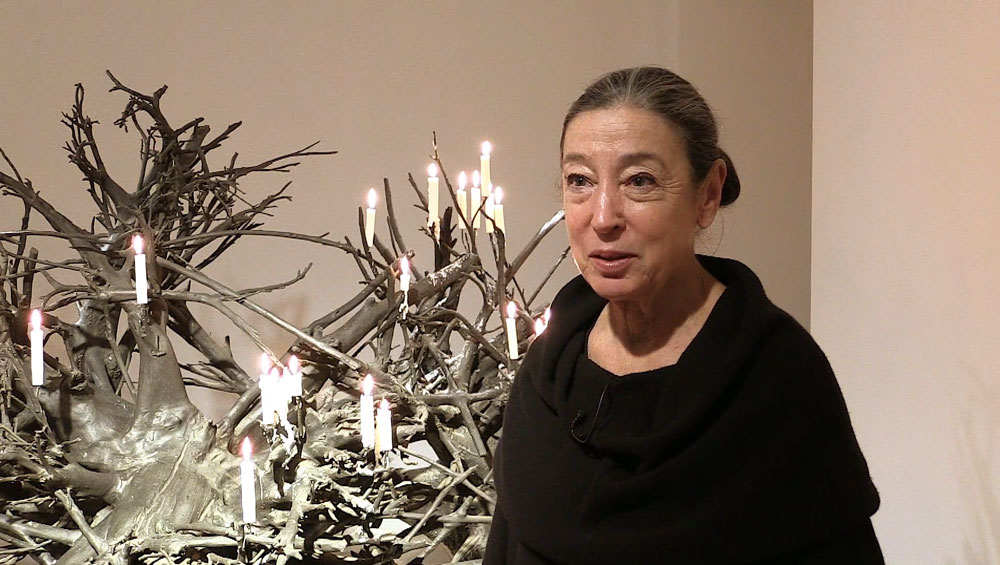 American artist and author Michele Oka Doner shares some of her explorations of nature and ritual from across her five decade-long practice