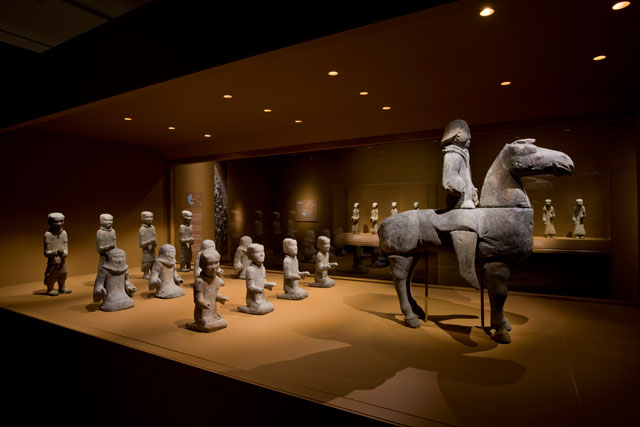 Dreams of the Kings (installation view). The King's Guards 王的卫士