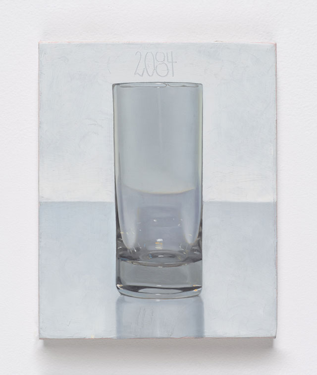 Peter Dreher. Tag um Tag guter Tag (Day by Day good Day) Nr. 2084 (Day), 1997.