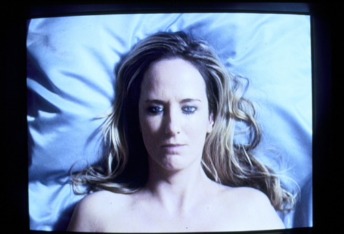 Anneè Olofsson. Still from <em>Evil Eye,</em> 2004. DVD, 10 minutes. Courtesy the artist and Mia Sundberg Galleri, Stockholm