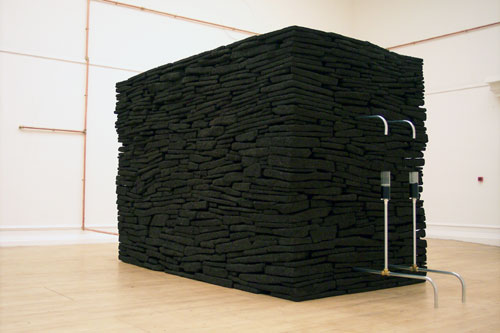 Daniel Roth, The Well, 2006 at the South London Gallery. Photo: Mauricio Guillen.