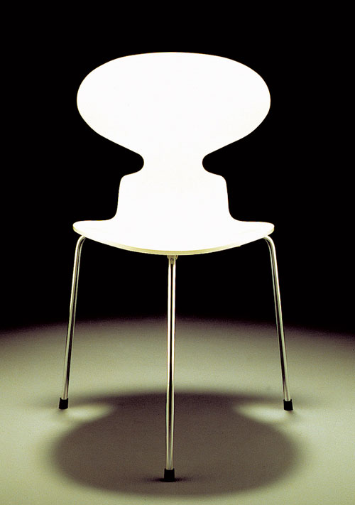 Arne Jacobsen. <em>Myren (Ant chair),</em> 1952