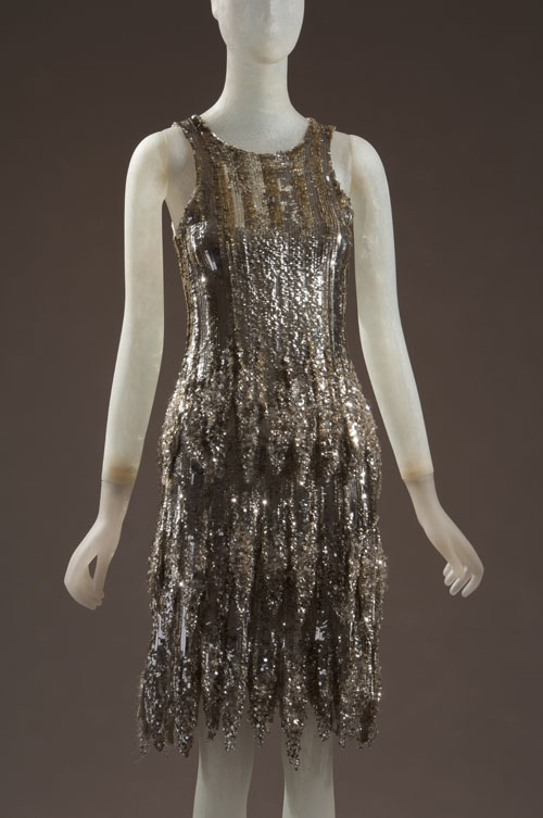 Dress by Chanel. From the collection of Daphne Guinness, to be featured in the exhibition <em>Daphne Guinness</em>. Photograph courtesy The Museum at FIT.