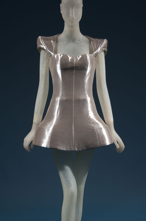Dress by Alexander McQueen. From the collection of Daphne Guinness, to be featured in the exhibition <em>Daphne Guinness</em>. Photograph courtesy The Museum at FIT.