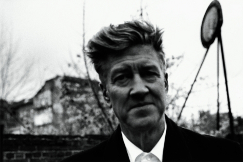 David Lynch. Untitled, undated. Photograph  27.9 x 35.3 cm.