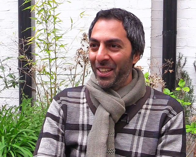 Shezad Dawood talks to Studio International about his work and his exhibition at Parasol Unit, London, May 2014.