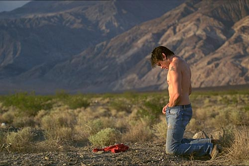 'Death valley' from 'Destricted'. Director: Sam Taylor-Wood
