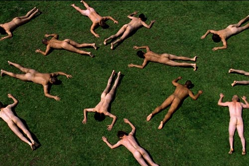 'Balkan erotic epic' from 'Destricted'. Director: Marina Abramovic