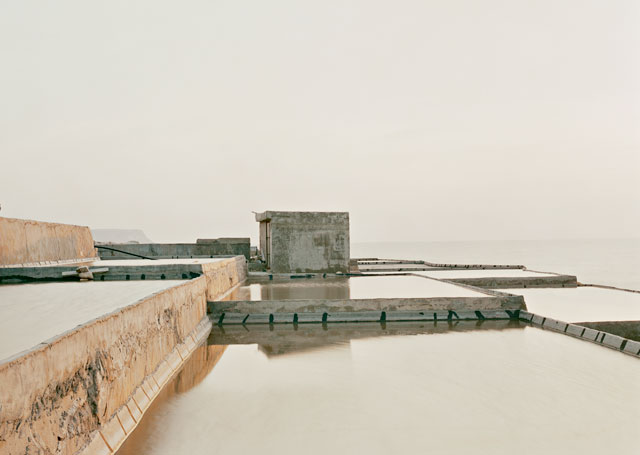 Elger Esser. Enfeh I, Lebanon, 2005. C-print, Diasec, 142 x 184 x 5 cm (56 x 72½ x 2 in). Courtesy of the artist.