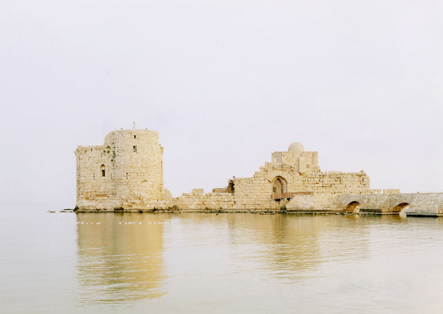 Elger Esser. Saida I, Lebanon, 2005. C-print, Diasec, 125 x 162 x 5 cm (49¼ x 63¾ x 2 in). Courtesy of the artist.