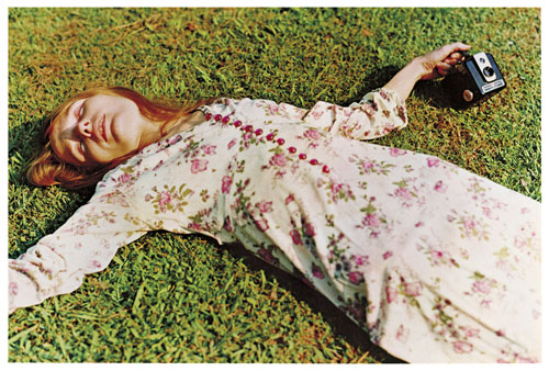 William Eggleston. Untitled, 1975. Dye-transfer print. © Eggleston Artistic Trust.