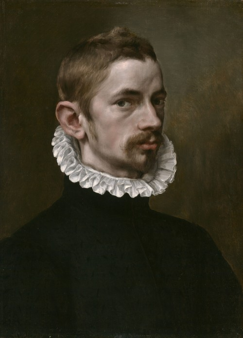 Anonymous master. Portrait of a Man, c1575. Art Institute of Chicago.