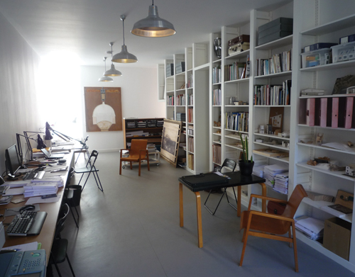 Melville Street Studio, Perth. <em>Architect studio.</em> © Fergus Purdie Architect.