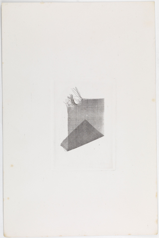 William Henry Fox Talbot. Folded Piece of Muslin, c1852. © National Media Museum, Bradford / Science & Society Picture Library.