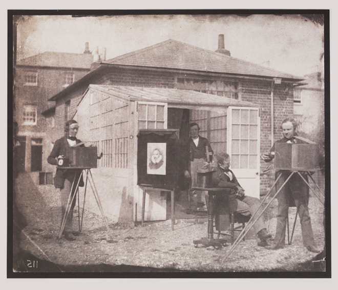 This exhibition tells the story of the birth of photography, exploring the vision of the Victorian inventor William Henry Fox Talbot, alongside those of his contemporaries in France, such as painter and set designer Louis-Jacques-Mandé Daguerre