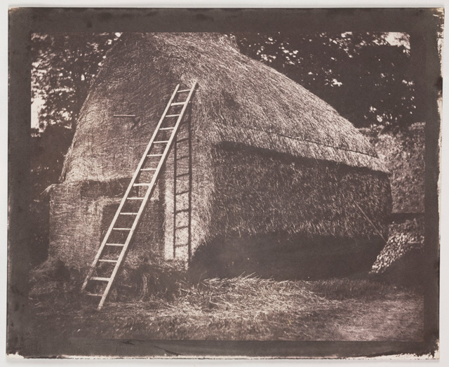 William Henry Fox Talbot. The Haystack, late April 1844. © National Media Museum, Bradford / Science & Society Picture Library.