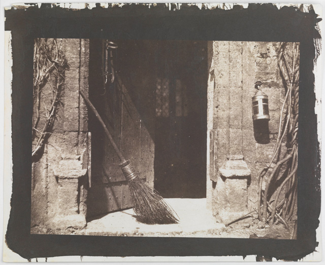 William Henry Fox Talbot. The Open Door, late April 1844. © National Media Museum, Bradford / Science & Society Picture Library.
