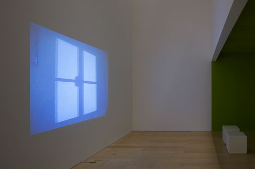 <p>Anri Sala. <em>Window Drawing</em>, 2006. Video (colour, silent) 54 sec. Courtesy: Galerie Chantal Crousel, Paris; Hauser & Wirth, Zurich/London; Marian Goodman Gallery, New York; Johnen/Schottle, Berlin/Cologne/Munich. Photo: Watanabe Osamu. Photo Courtesy: Mori Art Museum.