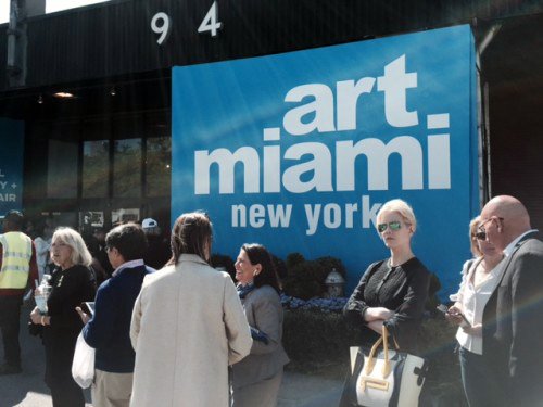 Art Miami - New York 2015.