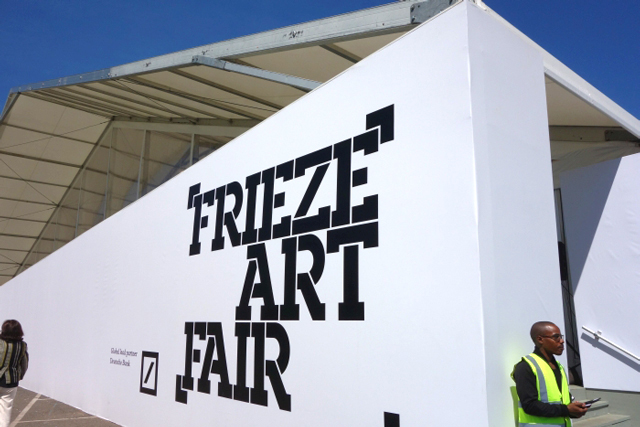 Frieze New York 2017. Photograph: DJS.
