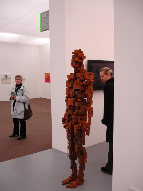 Anthony Gormley. <em>Quarters</em>