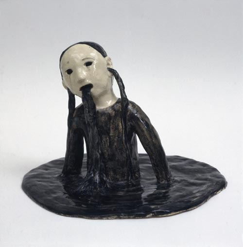 Klara Kristalova. <em>Katastrofen (The Catastrophy)</em>, 2007. Courtesy of the Galleri Magnus Karlsson, Stockholm