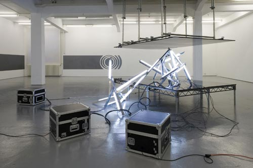 Banks Violette. <em>Kill Yourself (Twin)</em>, 2006. Courtesy of the Migros Museum für Gegenwartskunst, Zurich