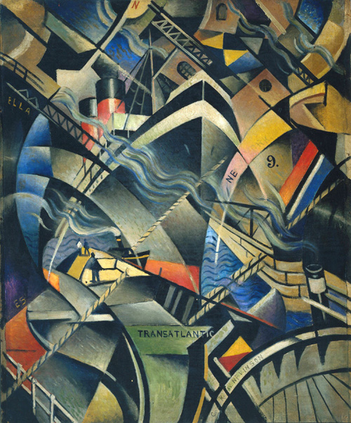 Christopher Richard Wynne Nevinson. 