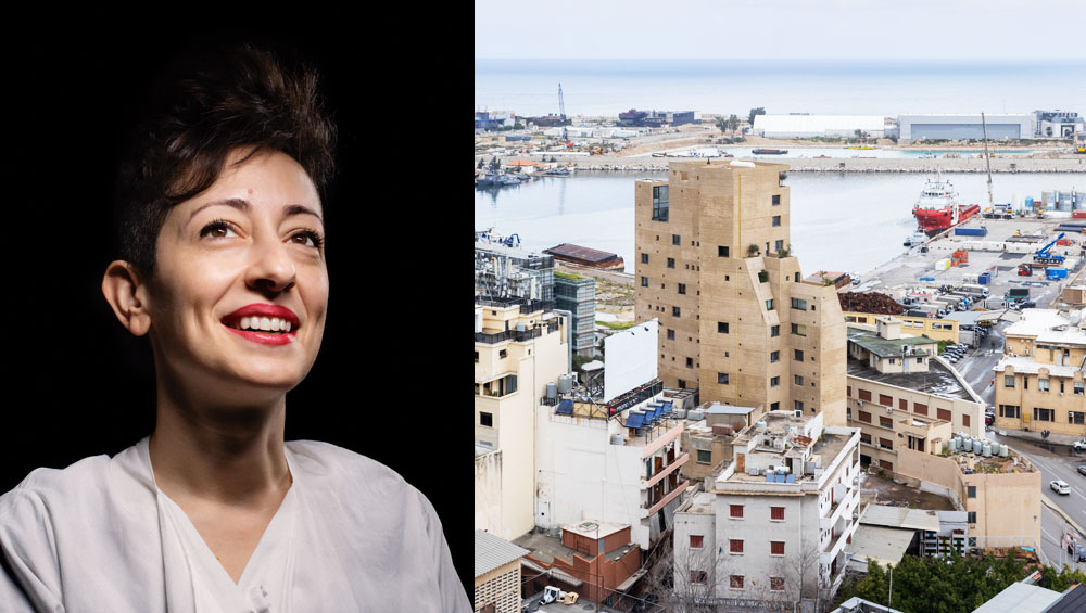 The Lebanese-born, Paris-based architect discusses her methodology of architecture as the 'archaeology of the future', and the origins and evolution of her award-winning Stone Garden apartment block in Beirut