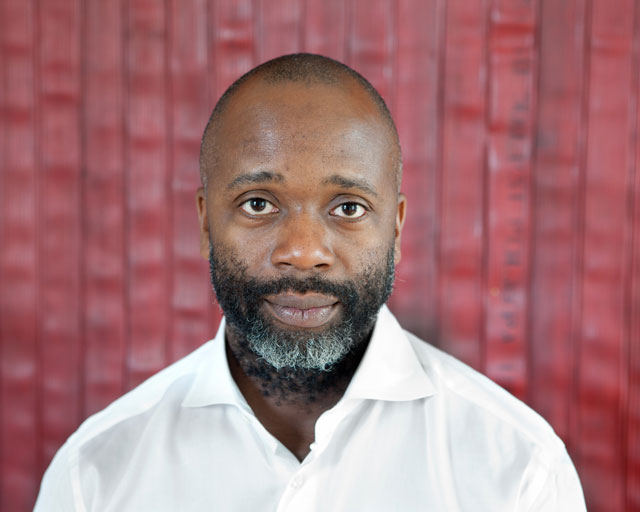 Theaster Gates.