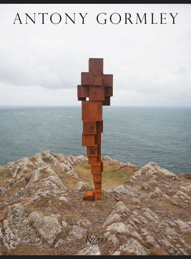 Antony Gormley, written by Martin Caiger-Smith, is published by Rizzoli.