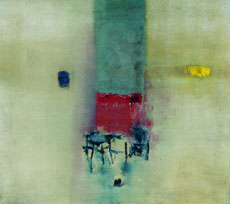 VS Gaitonde: Painting as Process, Painting as Life