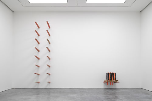 Theaster Gates. Freedom of Assembly, installation view. © Theaster Gates. Photograph © White Cube (Ben Westoby).