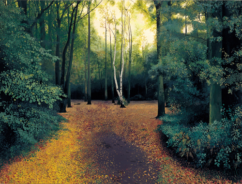 George Shaw. 