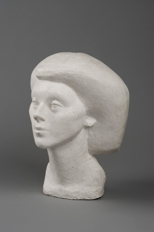 Alberto Giacometti. Head of Isabel, 1936. Collection Fondation Giacometti, Paris © The Estate of Alberto Giacometti (Fondation Giacometti, Paris and ADAGP, Paris) 2015.