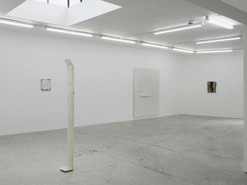 Lydia Gifford. To. For. With, Installation view (1), Laura Bartlett Gallery, London, 2015.