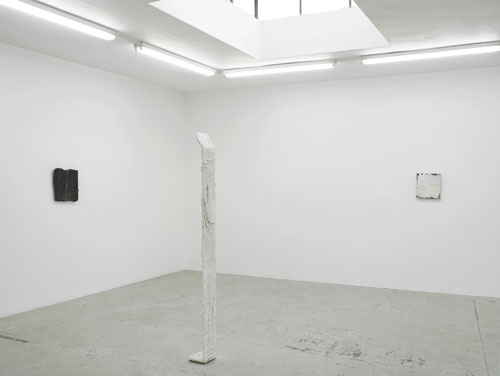 Lydia Gifford. To. For. With, Installation view (2), Laura Bartlett Gallery, London, 2015.