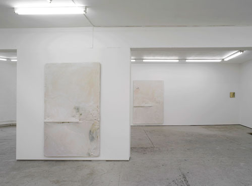 Lydia Gifford. To. For. With, Installation view (3), Laura Bartlett Gallery, London, 2015.