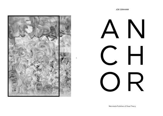 ANCHOR, pages 4 & 5, 21 x 29.7cm, copyright Paul McDevitt/CHK Design, 2015.