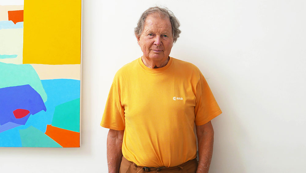 Philip Hughes talks about his practice and what informed his new book, Painting the Ancient Land of Australia, which includes work he has created over the past 50 years