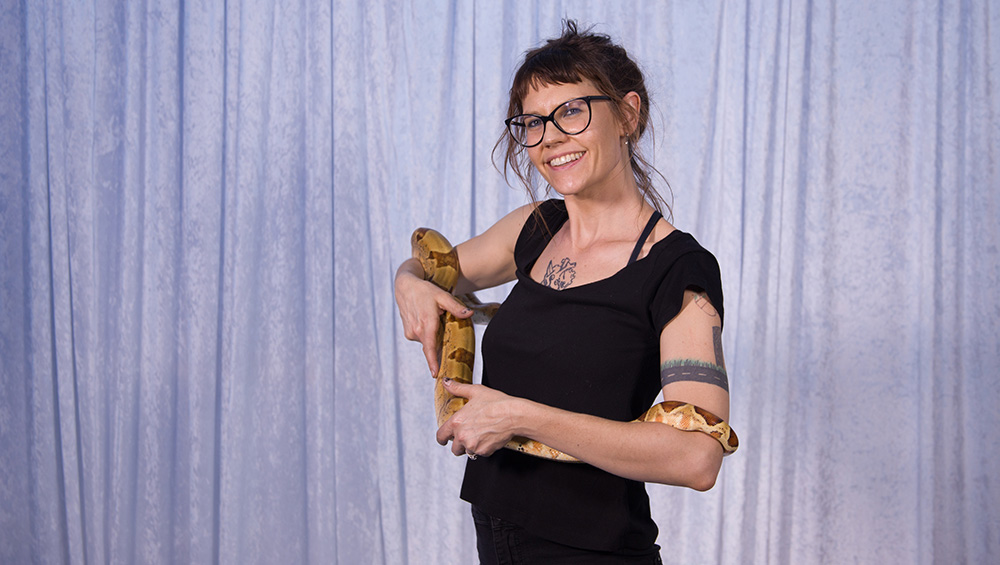 Trulee Hall talks about her multimedia practice, her views on sex and voyeurism, and how she hopes her giant, golden corn-on-the-cobs and dancing, milk-squirting boobs will offer visitors a new experience