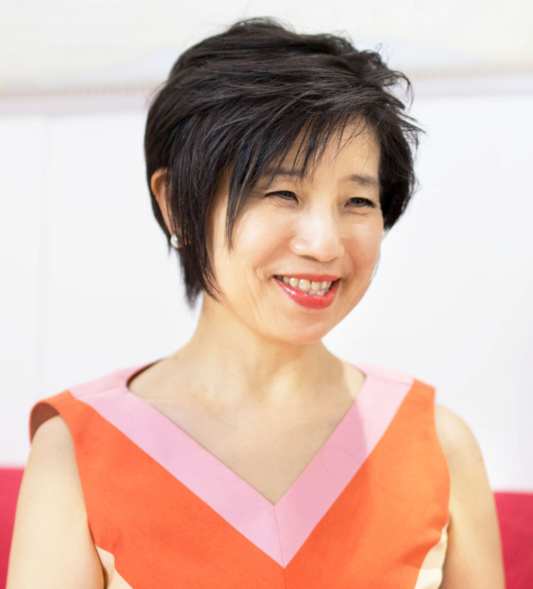 Yuko Hasegawa, artistic director at the Museum of Contemporary Art in Tokyo.