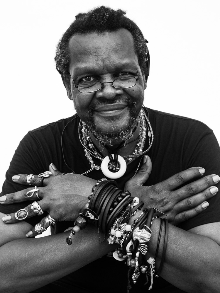 Lonnie Holley. Photo: © Tamir Kalifa.