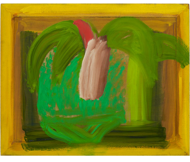 "Radiating the heat and light of India, and expressing the artist's love for the South Asian country, this vibrant exhibition brings Hodgkin's ""somewhere else"" to the north of England"