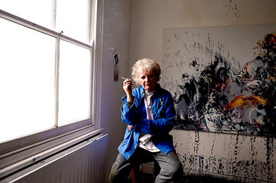 Maggi Hambling: interview