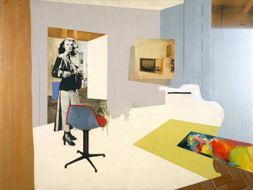 Richard Hamilton, Interior II, 1964. Tate
