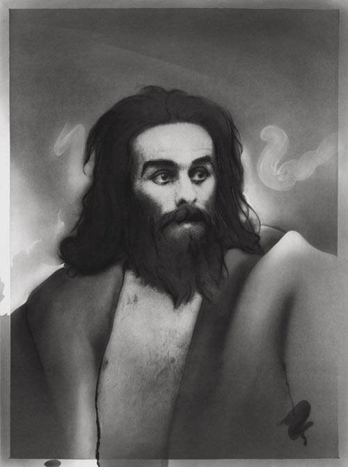 Richard Hamilton. <em>Finn MacCool,</em> 1983. Print, photo-gravure, lift-ground and open bite aquatint.